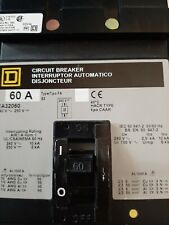 New Square D Fa32060 Circuit Breaker