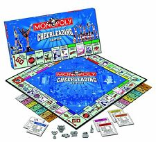BACK IN STOCK! VERY RARE HASBRO MONOPOLY CHEERLEADING EDITION