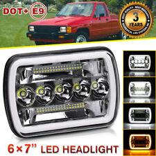 "5X7""7x6""inch 120W LED cree Headlight turn signal light for Toyota Pickup Truck"