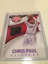 Panini Chris Paul Modern (1970-Now) Basketball Trading Cards