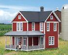 Walthers # 3664  Cottage Grove Farm House Kit  HO MIB