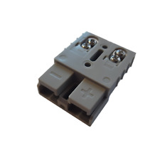 Trailer Vision 50 Amp Anderson Style Plug No Crimping or Soldering Easy Install