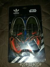 Adidas Star Wars Han Solo Originals Galactic Scoundrel Shoes Size 11. Rare