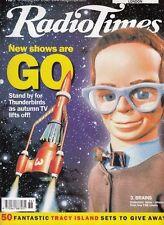 September Radiotimes Weekly Magazines