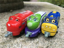 Tomy Chuggington 3pcs Toy Trains Wilson/KOKO/Brewster New Loose