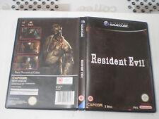 Nintendo Gamecube Game Cube Resident Evil 1 Rebirth PAL ITA