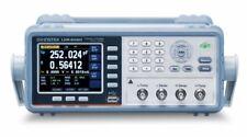 GW INSTEK LCR-6020 PRECISION LCR METER, BENCH, 20KHZ