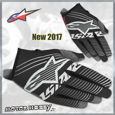 GUANTO CROSS ENDURO ALPINESTARS RADAR TRACKER BLACK WHITE TAGLIA S