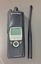 Motorola XTS5000R Hand Held Radio, Model # H18KEF9PW6AN Model II, VHF 1000CH