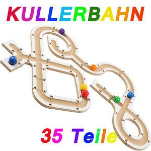 KUGELBAHN SINA | Bau Uns eine Bahn Kleinkind Murmel-bahn NEU ~vv 30