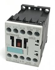 Siemens 3RT10171AM21 Contactor Sirius 208V 50/60Hz