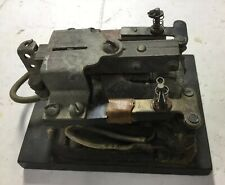 Antique Telegraph Line Repeater? Series A B015327