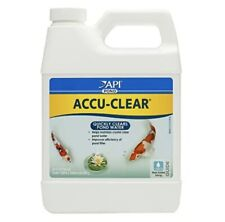Api Pond Care Accu-Clear Water Clarifier 32 Ounce