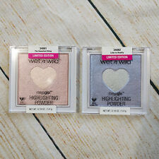 Wet N Wild Lilac To Reality & The Sweetest Bling Megaglo Highlighting Powders