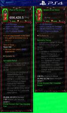 Diablo 3 Ps4 - Modded PRIMAL Weapon Set Norvald's Fervor - Crusader