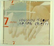 Maxi CD - Youssou N'Dour - 7 Seconds - A4146