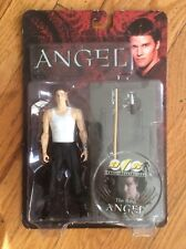 2005, ANGEL, THE RING ANGEL, (BUFFY THE VAMPIRE SLAYER) FIGURE, DIAMOND SELECT