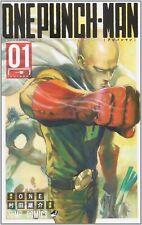 ONE PUNCH MAN Vol. 1 Japanese Edition Manga F/S Comics Book Volume 1