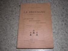 1909.la Bretagne de l'origine à la réunion / Raison du Cleuziou
