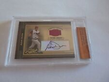 Adam Dunn 2007 Playoff Prime Cuts Jersey & Autograph Card #45/50 Baseball Card
