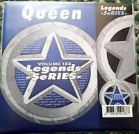 LEGENDS KARAOKE CDG QUEEN #188 ROCK,OLDIES 15 SONGS BOHEMIAN RHAPSODY CD+G