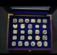 ALL Championship rings NBA (1947-2019 years) 70+ rings