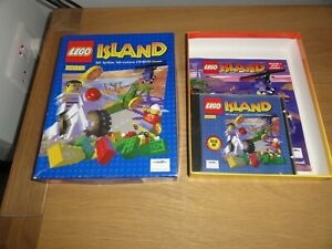 LEGO Island - Big Box PC Game - Complete in Box