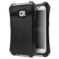 Samsung Galaxy S6 Edge Alu OUTDOOR Schutz Hülle Case Schale Cover SHOCKPROOF