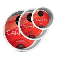 Set Of 6 Piece Round Shape Cake Baking Pans By Euro Tins 6