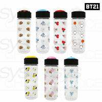 BTS BT21 Official Authentic Goods Three-dimensional lid bottle 500ml 16.9oz
