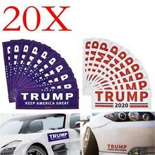 Donald Trump for President Make America Great Again Bumper Sticker 20 Pack Lot