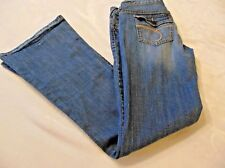 rue 21 Women 5/6 Regular Jeans Low Rise Flare (See Measurements) Pre-Owned