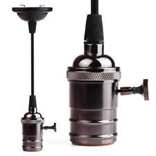 E26/E27 Retro Vintage Antique Edison Industrial Lamp Light Bulbs Holder Socket