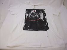 Tee Luv Bear with Hula Hoop Adult T-shirt Size Large--NWT