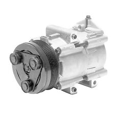 DENSO 471-8106 New Compressor And Clutch