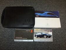 2006 Mercedes Benz CLS500 CLS55 AMG Owner Owner's Operator Manual Set 5.0L 5.4L
