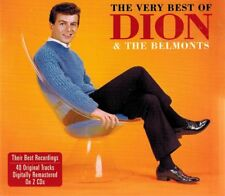 MUSIK-DOPPEL-CD NEU/OVP - Dion & The Belmonts - The Very Best Of