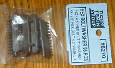 "Tichy Train Group #8270 (HO Scale)Hex Bolt/Washer 4.5"" 96/"