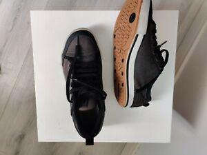 Merrell Rant Black/grey casual canvas shoes.