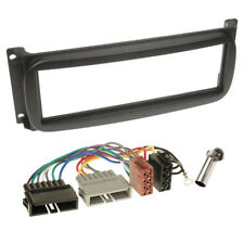 Chrysler 300M Sebring PT Cruiser 1-DIN Auto Radio Einbau Set - Blende, Adapter