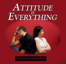 Attitude Is Everything -  Preaching CD's  Dr. Holloway