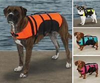 Guardian Gear PET PRESERVER Dog Life Vest Jacket ALL SIZES Aquatic Safety Saver