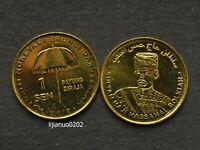 Brunei Darussalam Münzen  1 Sen  Asia coin