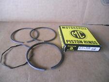 NOS MC Brand Honda .50 Piston Rings 1969-1976 CB750 CB750K SOHC 13031-300-013