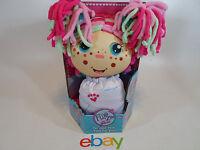Flip Zee Girls Zoey Snuggly Bear Plush Doll Flipzee Girl Doll Bonnet Bundle