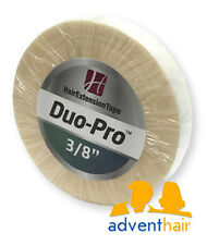 """Duo-Pro Hair Extension Tape Roll 3/8"""" x 6 yds WALKER tape-in extensions wefts"""