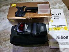 Nikon SB-800 Speedlight i-TTL Shoe Mount Flash