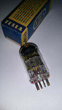 ECC88   Tesla NOS  tested good on Funke W19s  Röhren / tubes Nr.A2