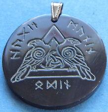 Odins Raben Hugin und Munin