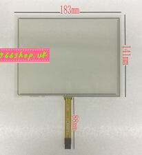 "1X For EJ080NA-5A AT080TN52 V1  8""-inch 4wire Touch Screen Glass Panel"